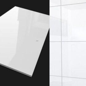 Azteca glans wit rec-30X60-Vlagsma tegelwalhalla
