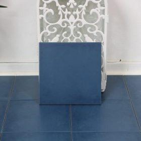 Vives 1900 Uni Azul 20×20 Vlagsma tegelwalhalla