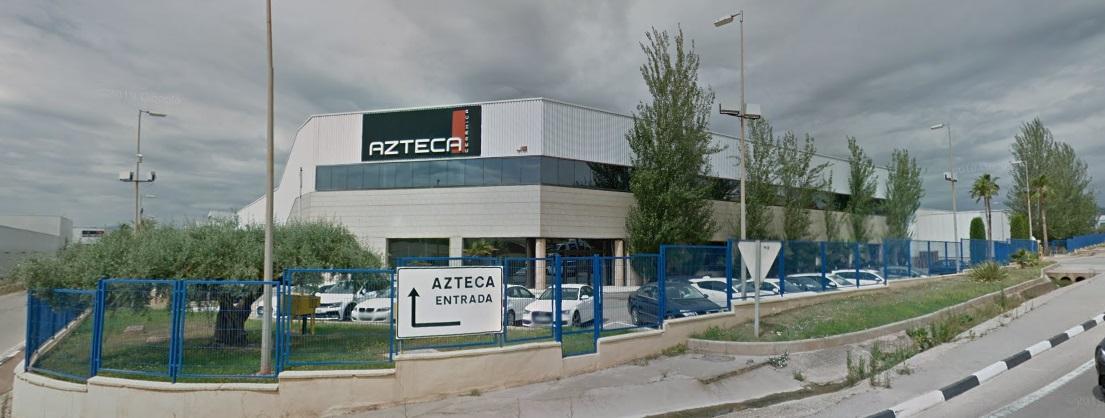 Azteca mat wit 30x60R