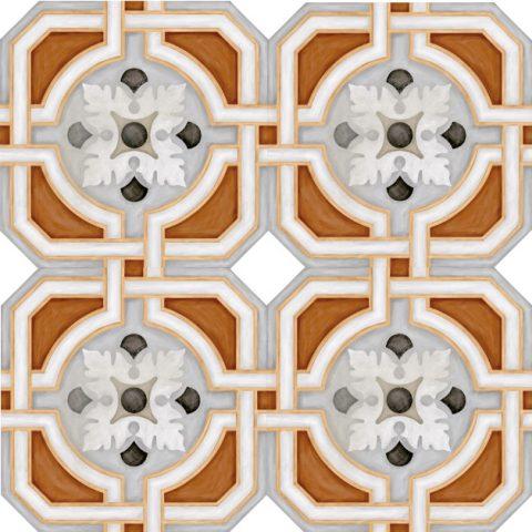 Vives -Zimmer-Octogone-Vlagsma-tegels