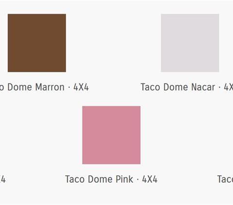 Vives Taco Dome Vlagsma Tegels