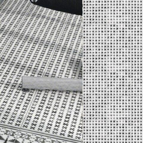 Vives vodevil sombra-Portugese tegels-Vlagsma tegelwalhalla