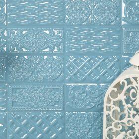 Vices-raspail-celeste-10x20 cm-art nouveau-wandtegels-Vlagsma tegelwalhalla
