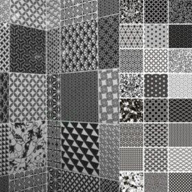 aparici moving black-patchwork tegels-Vlagsma tegelwalhalla