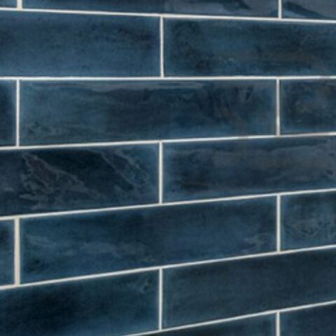 Cifre-opal marine-Vlagsma tegelwalhalla-handvorm tegels