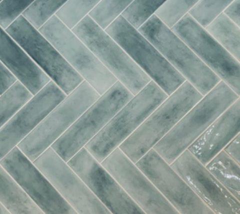 Handvorm tegels-turqoise-cifre opal-Vlagsma tegelwalhalla-8