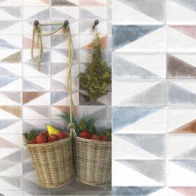 Vives rabari multicolor-10x20-Portugese wandtegels-Vlagsma tegelwalhalla