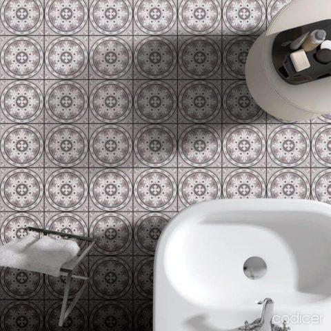 Codicer habana grey-25x25-Portugese tegels-Vlagsma tegelwalhalla-1