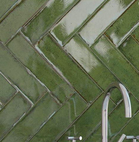 cifre-alchima-olive-handvorm tegels-Vlagsma tegelwalhalla