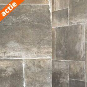 Pasicos memphis marengo-Castle stone-romaans verband-Vlagsma tegelwalhalla-1