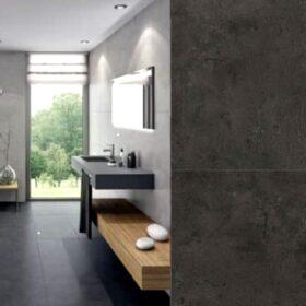 Cifre nexus antraciet-60x60-betonlook tegels-Vlagsma tegelwalhalla