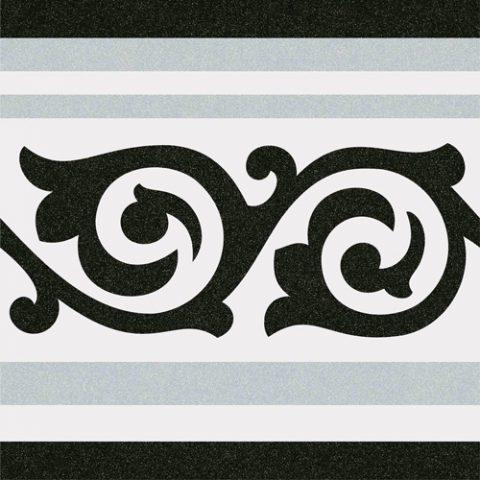 Vives 1900 Gilbert 2 gris-Vlagsma tegelwalhalla