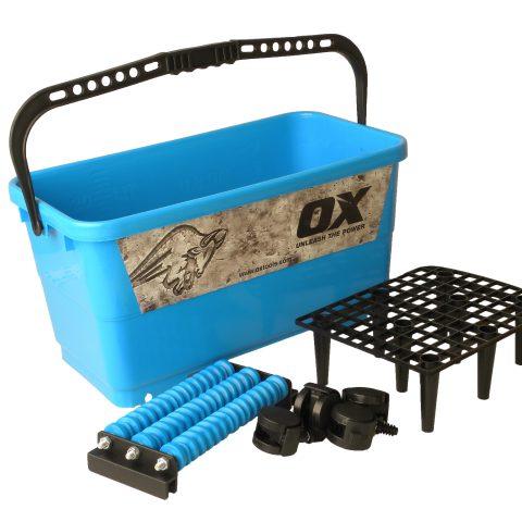 OX schoonmaakbassin bij Vlagsma tegelwalhalla