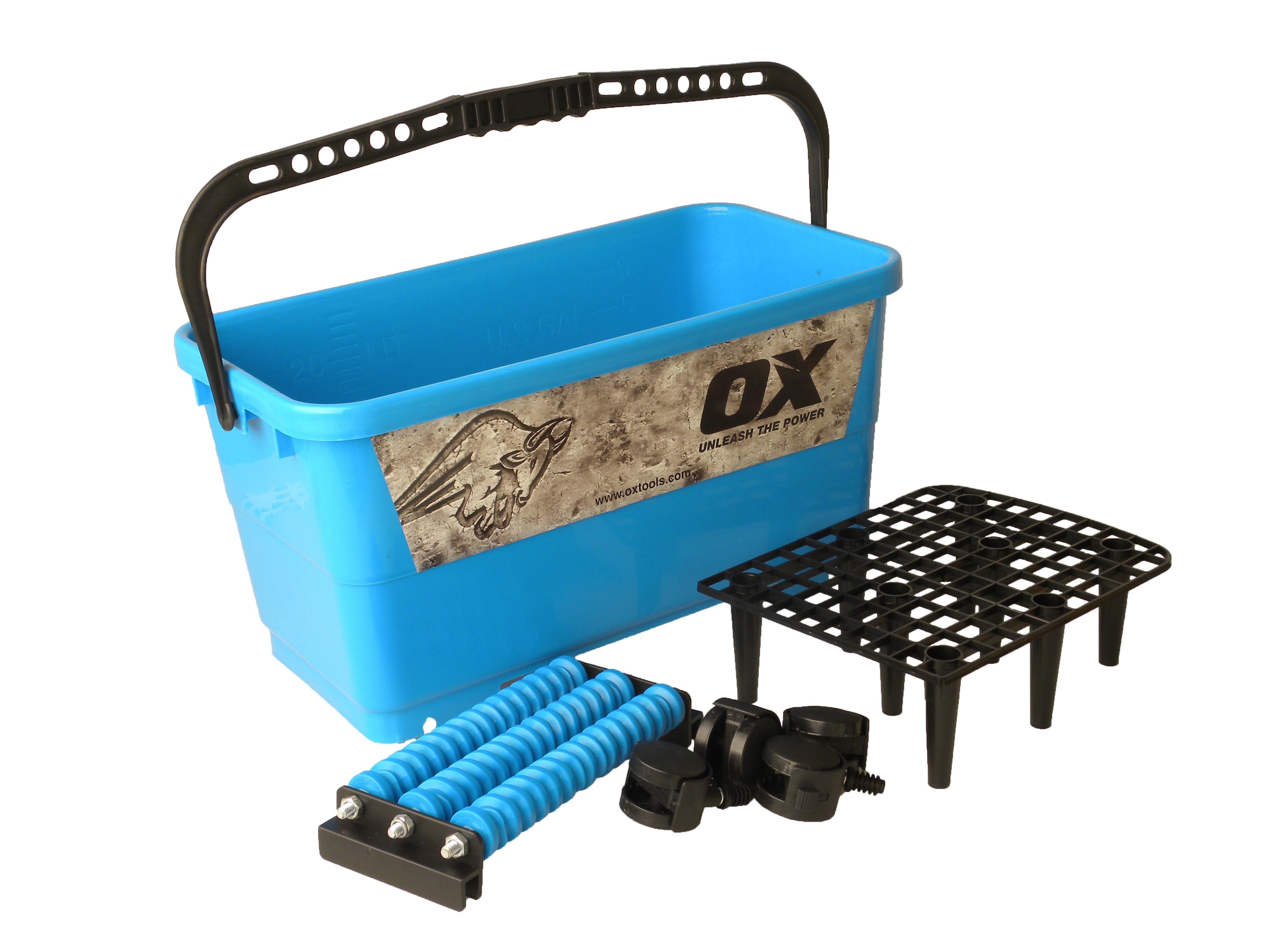 Ox schoonmaakbassin