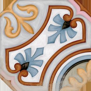 Vives Vodevil Diglas Multicolor bij Vlagsma tegelwalhalla