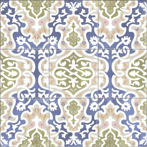 Aparici Tawriq blue bij Vlagsma tegelwalhalla