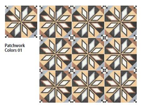 Sant agostino patchwork colors 3-Portugese tegels-Vlagsma tegelwalhalla-2