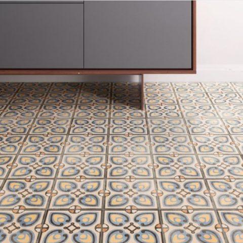 Sant agostino patchwork colors 2-20x20-Portugese tegels-Vlagsma tegelwalhalla-1