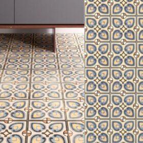 Sant agostino patchwork colors 2-20x20-Portugese tegels-Vlagsma tegelwalhalla