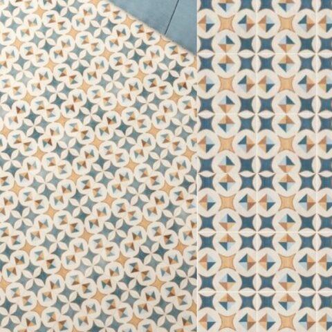 Sant agostino patchwork colors 4-20x20-Portugese tegels-Vlagsma tegelwalhalla