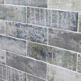 Cifre Colonial wood white mat 7.5x30 bij Vlagsma tegelwalhalla