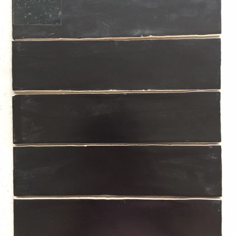 Cifre Colonial black mat 7.5x30 bij Vlagsma tegelwalhalla
