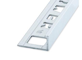 Ox tegelprofiel aluminium MZ bij Vlagsma tegelwalhalla
