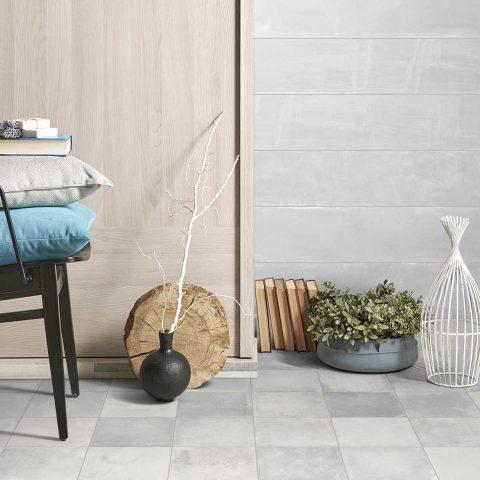 Colli Ceramica Vox grey bij Vlagsma tegelwalhalla