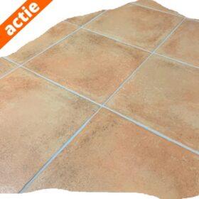 ACR senanque-31x31-cotto tegel-Vlagsma tegelwalhalla