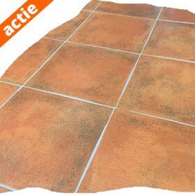 Acr Thoronet-31x31-cotto tegels-Vlagsma tegelwalhalla