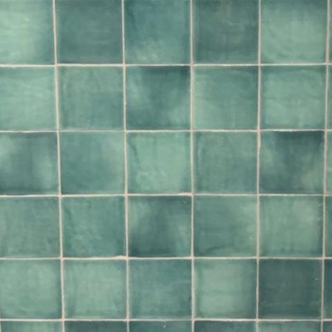 Handvorm-13x13-groen-pasicos-Vlagsma tegelwalhalla