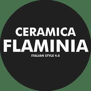 logo flaminia ceramica