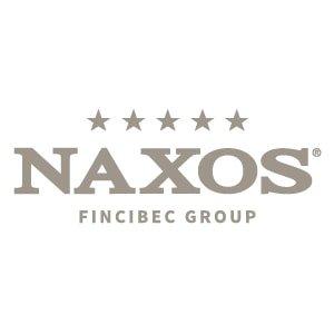 logo Naxos tegels