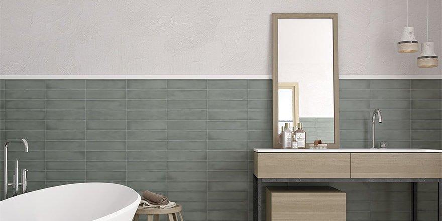 badkamer handvorm tegels