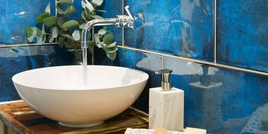 unieke wandtegels badkamer