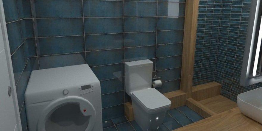 unieke wc tegels