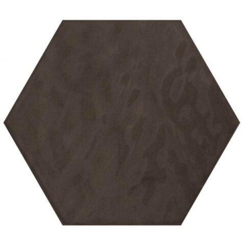 Cifre vodevil antracita-hexagon tegels-Vlagsma tegelwalhalla