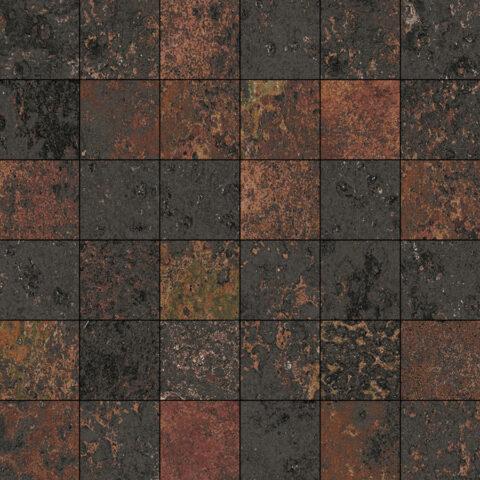 Aparici corten graphite-60x60-metallic tegels-Vlagsma tegelwalhalla-3