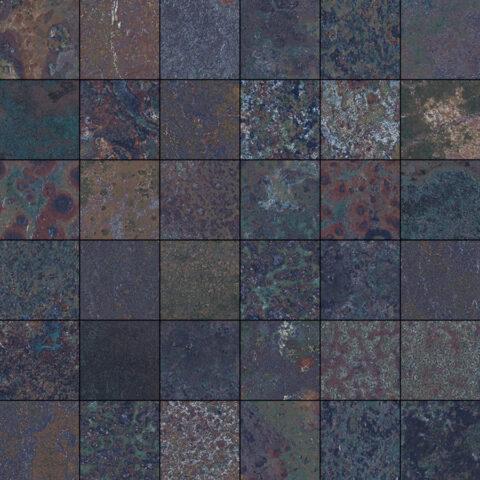 Aparici corten sapphire-60x60-metallic tegels-Vlagsma tegelwalhalla-4