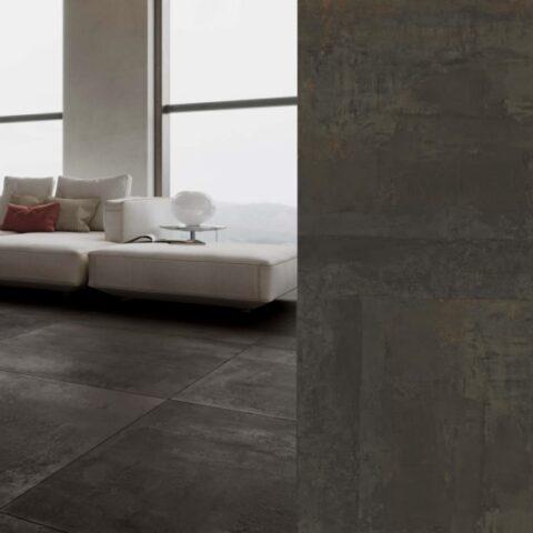 Aparici metallic brown-60x60-Vlagsma tegelwalhalla
