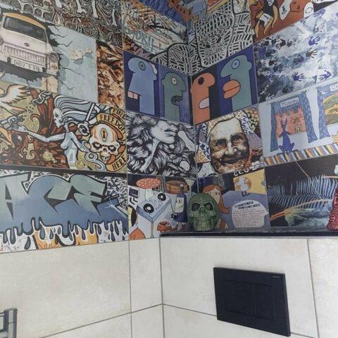 Aparici recover ornato-graffiti art tegels-Vlagsma tegelwalhalla-11