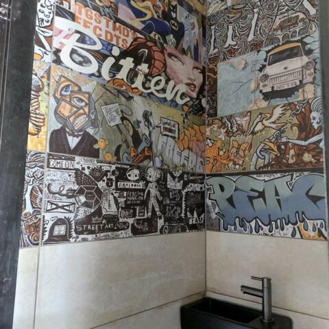 Aparici recover ornato-graffiti art tegels-Vlagsma tegelwalhalla-8